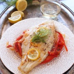 Catfish with Fennel and Tomatoes For One | odk2021.wpengine.com